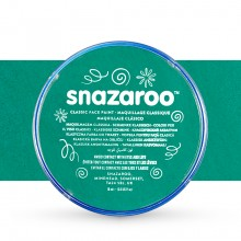 Snazaroo Face Paints Individual Classic Colours 18ml Teal