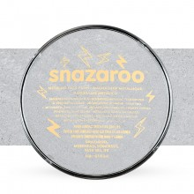 Snazaroo Face Paints Individual Metalic Colours 18ml Silver