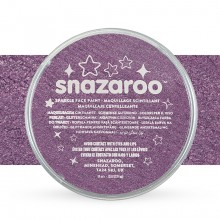 Snazaroo : Face Paints Individual Sparkle Colours 18ml Lilac