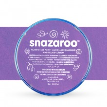 Snazaroo Face Paints Individual Classic Colours 18ml Lilac