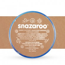 Snazaroo Face Paints Individual Classic Colours 18ml Light Beige