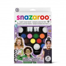 Snazaroo : Face Paint : Ultimate Party Pack