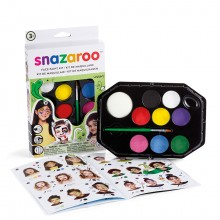 Snazaroo : Face Paint : Rainbow Hanging Palette Kit
