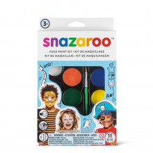 Snazaroo : Face Paint : Adventure Hanging Palette Kit