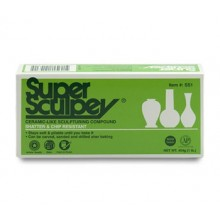 Super Sculpey : Oven Bake Modelling Clay : 464g : Beige