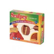 Sculpey Original : Oven Bake Modelling Clay : 795g : White