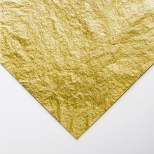 Handover : Roll of Imitation Gold Leaf : 50 m : 25 mm