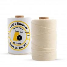 Coats Barbour : 100% Pure Linen Thread : 25/3 Waxed : 50g