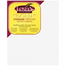 Loxley : 18mm Standard Bar Stretched Canvas : With Curved Corners : 8inx10in
