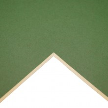 Daler Rowney : Studland Mountboard : A1 : 23x33in : Soft Green : 1055