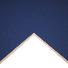 Daler Rowney : Studland Mountboard : A1 : 23x33in : Twilight Blue : 1082