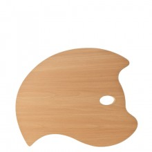 Mabef : BAT Wooden Palette 35 x 50 M/42 cm (3.7mm thick)