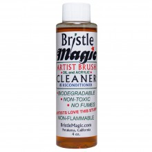 Bristle Magic : Brush Cleaner and Reconditioner 100ml