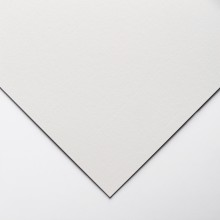 JAS : White Core Mount Board 60x80cm : Polar White : New Colour Variation