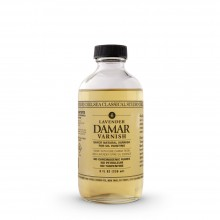 Chelsea Classical Studio : Lavender Damar Varnish : 8oz (236ml) : Ship By Road Only