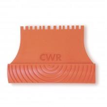 CWR : Plastic Grainer Wooden Effect 8x12cm