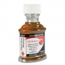 Daler Rowney : Alkyd Flow Medium : 75ml : By Road Parcel Only