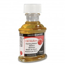 Daler Rowney : Painting Medium : 75ml : By Road Parcel Only
