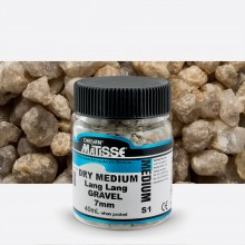 Derivan : Matisse Dry Medium : 40ml : Lang Lang Gravel : 7mm
