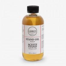 Gamblin : Linseed Stand Oil : 237ml