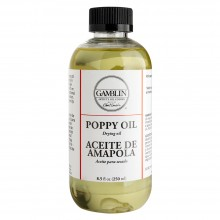 Gamblin : Poppy Oil : 237ml