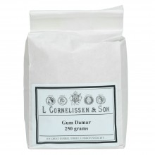 Cornelissen : Gum Damar Resin : 250g