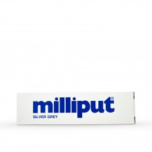 Milliput : Epoxy Resin : 113.4g : Silver Grey : Versatile Putty Can Be Sculpted