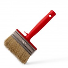 RTF Granville : Block Brush : White Bristle : Plastic Handle : 3 x 10cm