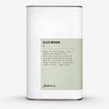 Jackson's : Glaze Medium 1 Litre : By Road Parcel Only