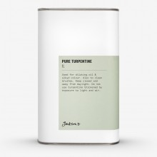Jackson's : Pure Turpentine 1000ml : Ship By Road Only