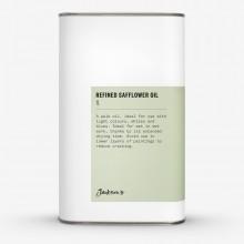 Jackson's : Refined Safflower Oil : 1 Litre