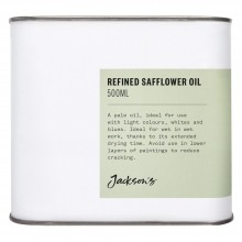 Jackson's : Refined Safflower Oil : 500ml