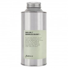 Jacksons : Shellsol T : Odourless Solvent : 1000ml : By Road Parcel Only