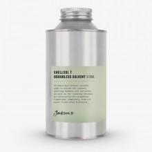Jackson's : Shellsol T : Odourless Solvent : 500ml