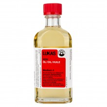 Lukas : Alkyd Medium 4 : 125ml : Ship By Road Only