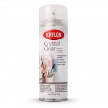 Krylon : Crystal Clear Acrylic Coating : 6oz : Ship By Road Only