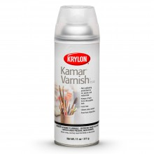 Krylon : Kamar Varnish : 11oz : Ship By Road Only