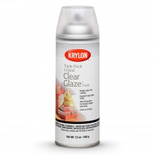 Krylon : Triple Thick Glaze : 12oz : Ship By Road Only