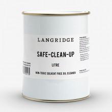 Langridge : Safe-clean-up : 1000ml