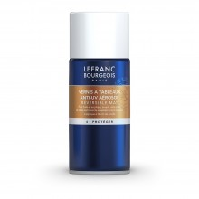 Lefranc & Bourgeois : Spray Varnish : Matte : 150ml