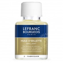 Lefranc & Bourgeois : Poppy Seed Oil : 75ml