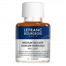 Lefranc & Bourgeois : Duroziez Harlem Drying Siccative Medium : 75ml