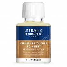 Lefranc & Bourgeois : Vibert Retouching Varnish : 75ml