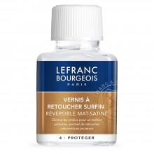 Lefranc & Bourgeois : Extra Fine Retouching Varnish : 75ml