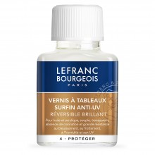 Lefranc & Bourgeois : Extra Fine Picture Varnish : 75ml