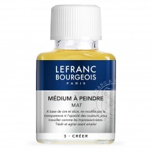 Lefranc & Bourgeois : Matte Painting : 75ml