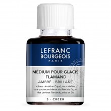 Lefranc & Bourgeois : Flemish Glazing Medium : 75ml