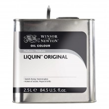 Winsor &Amp;Amp; Newton : Liquin Original : 2.5 Litre (By Road Parcel Only)