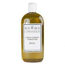 Cornelissen : Larch Venice Turpentine Resin : 500ml : By Road Parcel Only