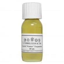 Cornelissen : Larch Venice Turpentine Resin : 60ml : By Road Parcel Only